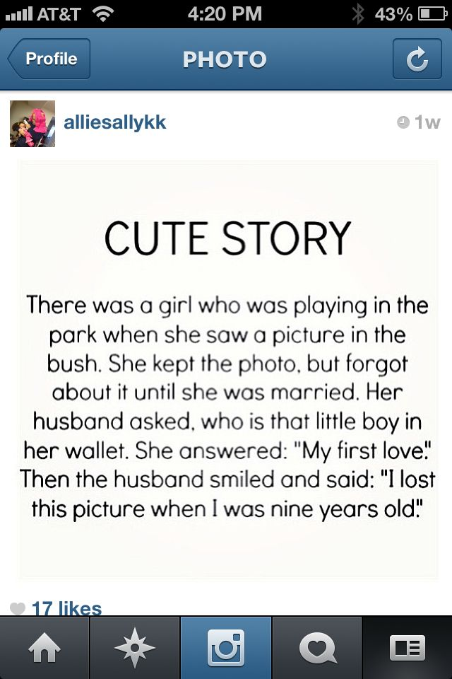Pin by Allie Kallen on Cute | Cute stories, Cute love