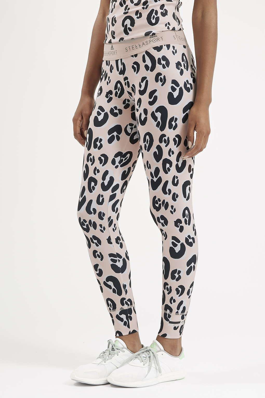Leopard Print Leggings by adidas StellaSport
