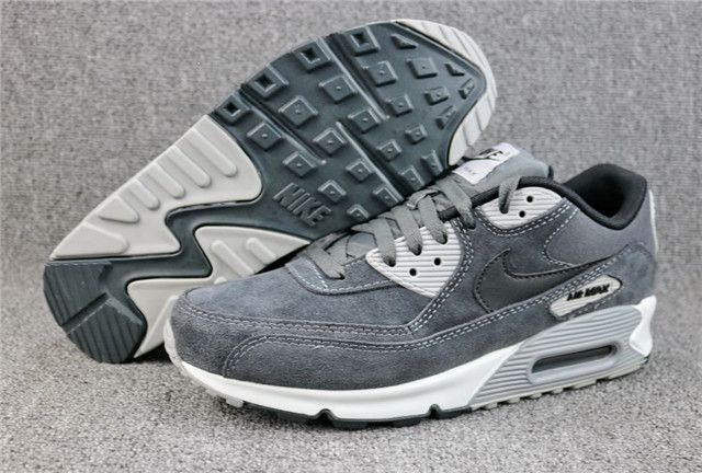 d07993bc190f TOP MENS NIKE AIR MAX 90 LEATHER 652980-012 CL