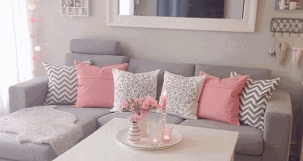 48 Things That Happen When You Move Into Your First Apartment Flats Mesmerizing Decorating Your First Apartment Plans