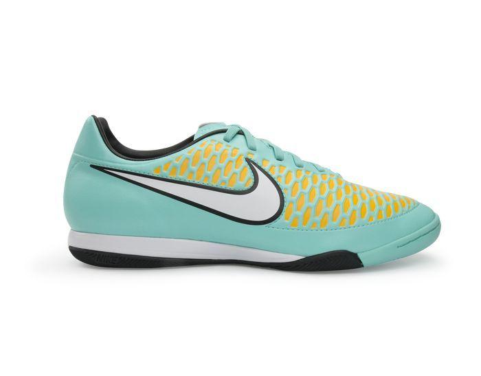 57c44e1232b7c Nike Men's Magista Onda Indoor Soccer Shoes Hyper Turquoise/White/Laser  Orange