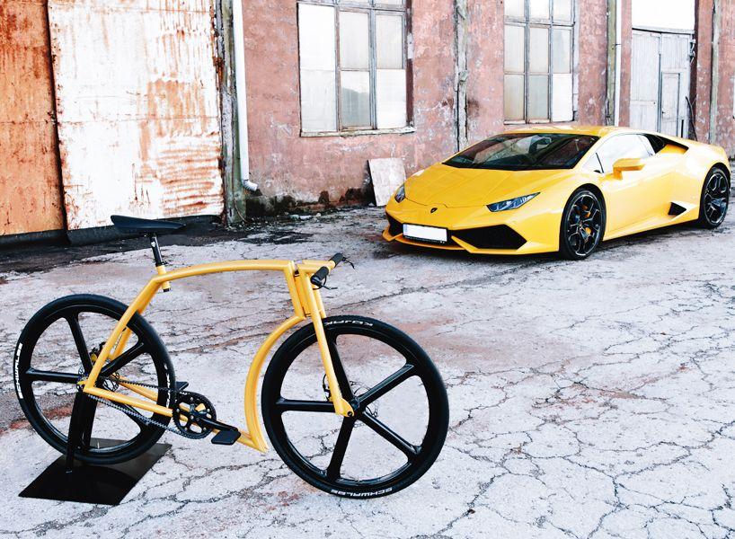 Wenn ich mein Fahrrad im Keller so sehe, möchte ich mich gern ...