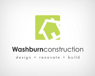 40 Inspirational Construction Logo Designs   Construction logo ...