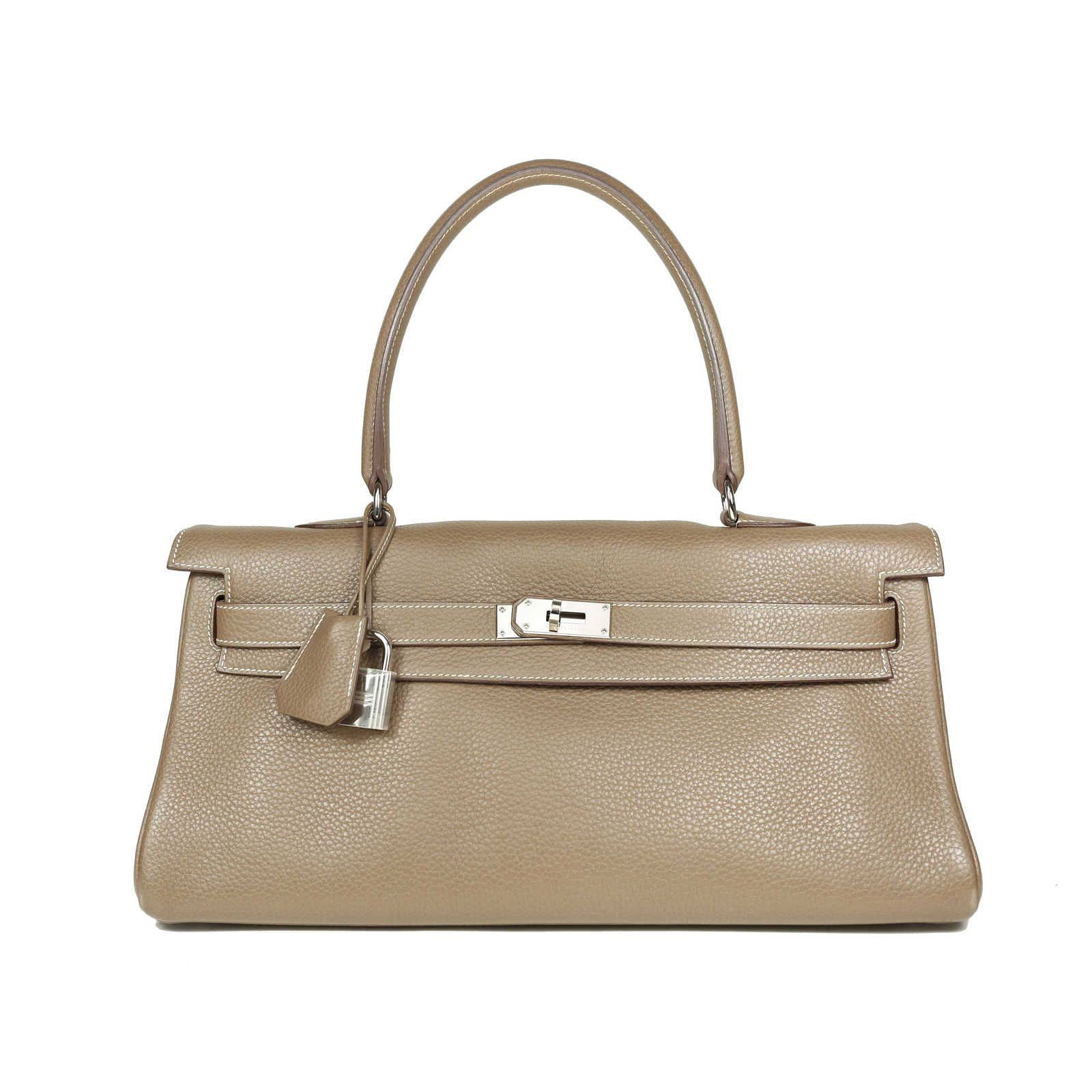 827b306eca Created by Jean Paul Gaultier during his tenure at Hermès, this shoulder  Kelly is a modern take on the classic Kelly bag. This rare piece is crafted  in the ...