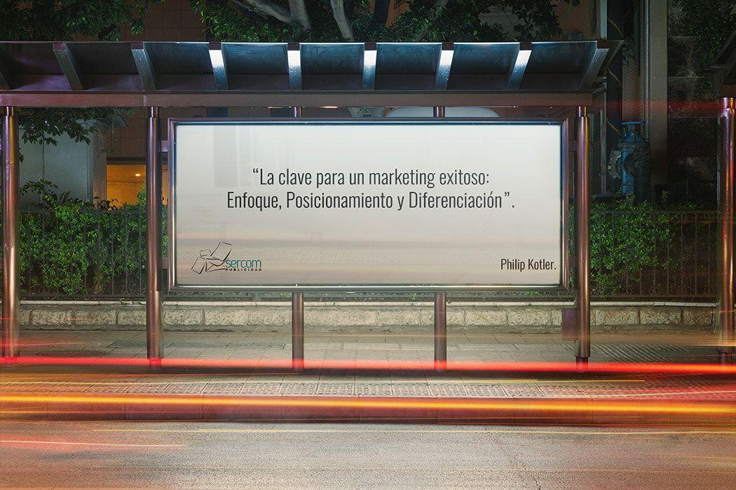 #Quotes #Publicidad Las claves para un #marketing exitoso.