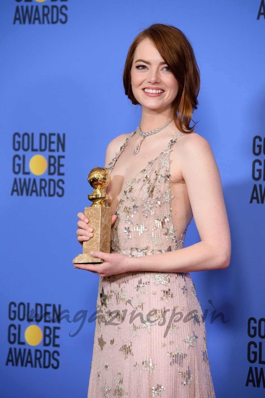"""""""La ciudad de las estrellas-La La Land"""", bate récord de nominaciones a los Óscar - Emma Stone"""