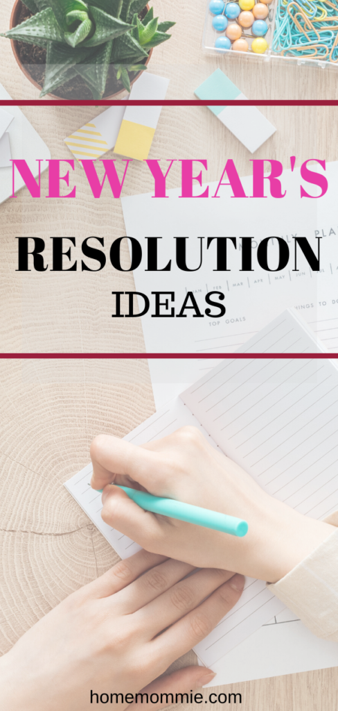 New Year Resolution and Why You Should Create Yours in