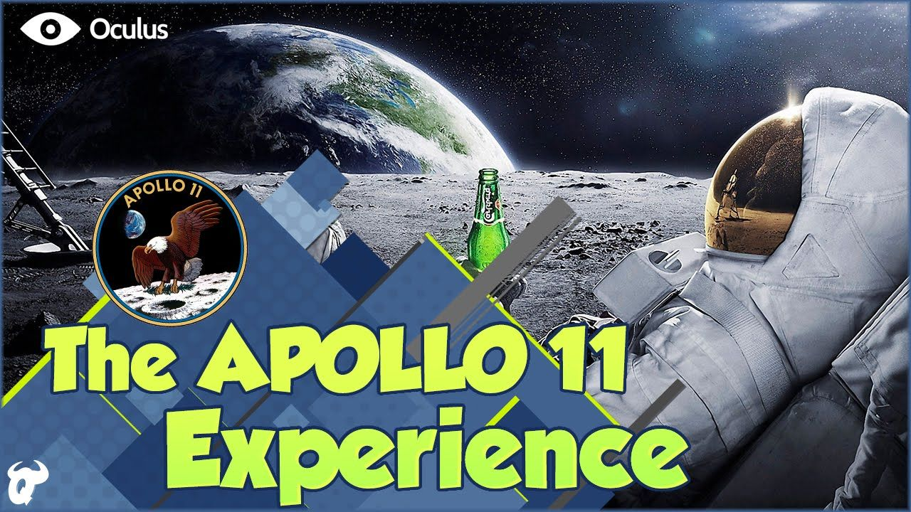 I experience Virtual Education! I join the Apollo 11 crew!
