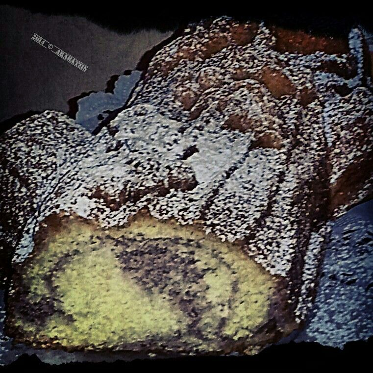 Berry Marble Cake