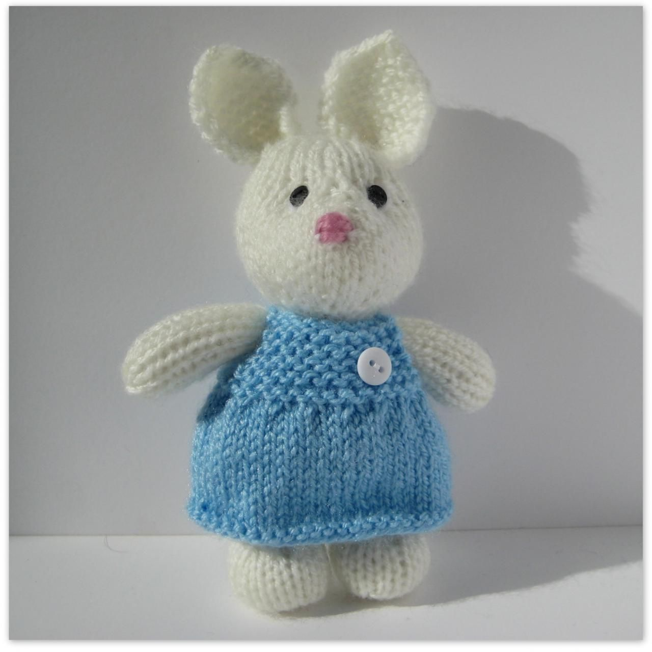 Fancy Knitting Pattern Toys Gallery - Easy Scarf Knitting Patterns ...