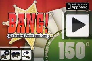 BANG! Italia 150 Games Card iPhone App **** $3.99 -> FREE...: BANG! Italia 150 Games Card iPhone App **** $3.99 ->… #iphone #Games #Card