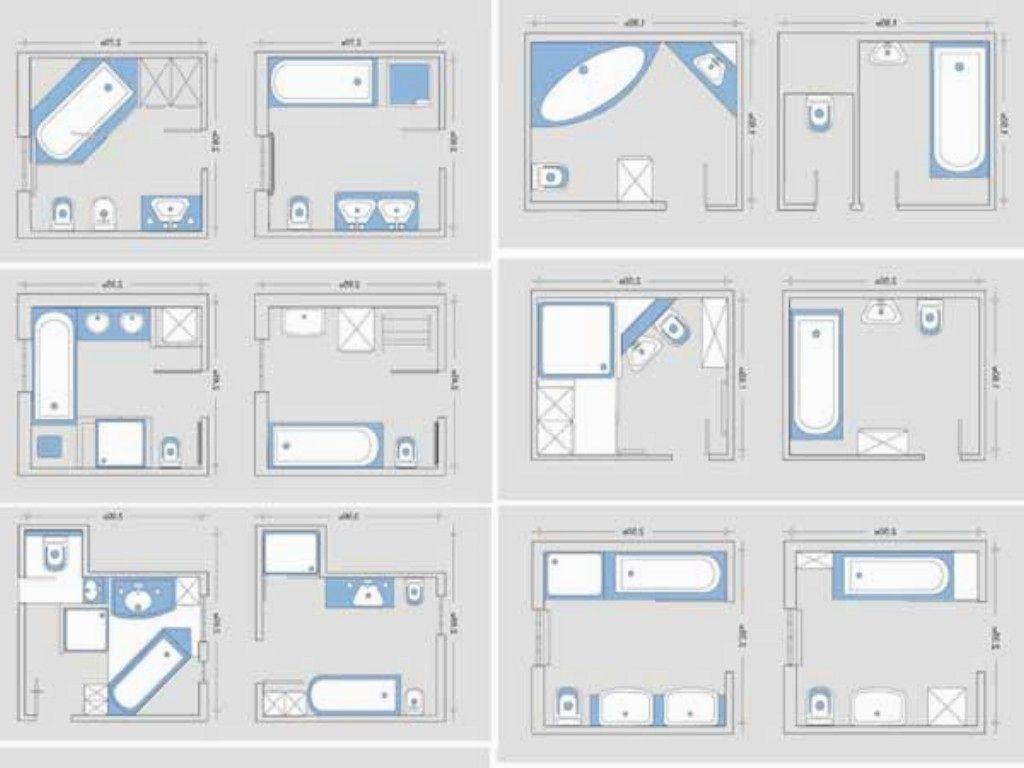 7x7 bedroom layout (Dengan gambar) | Dekorasi kamar mandi ...
