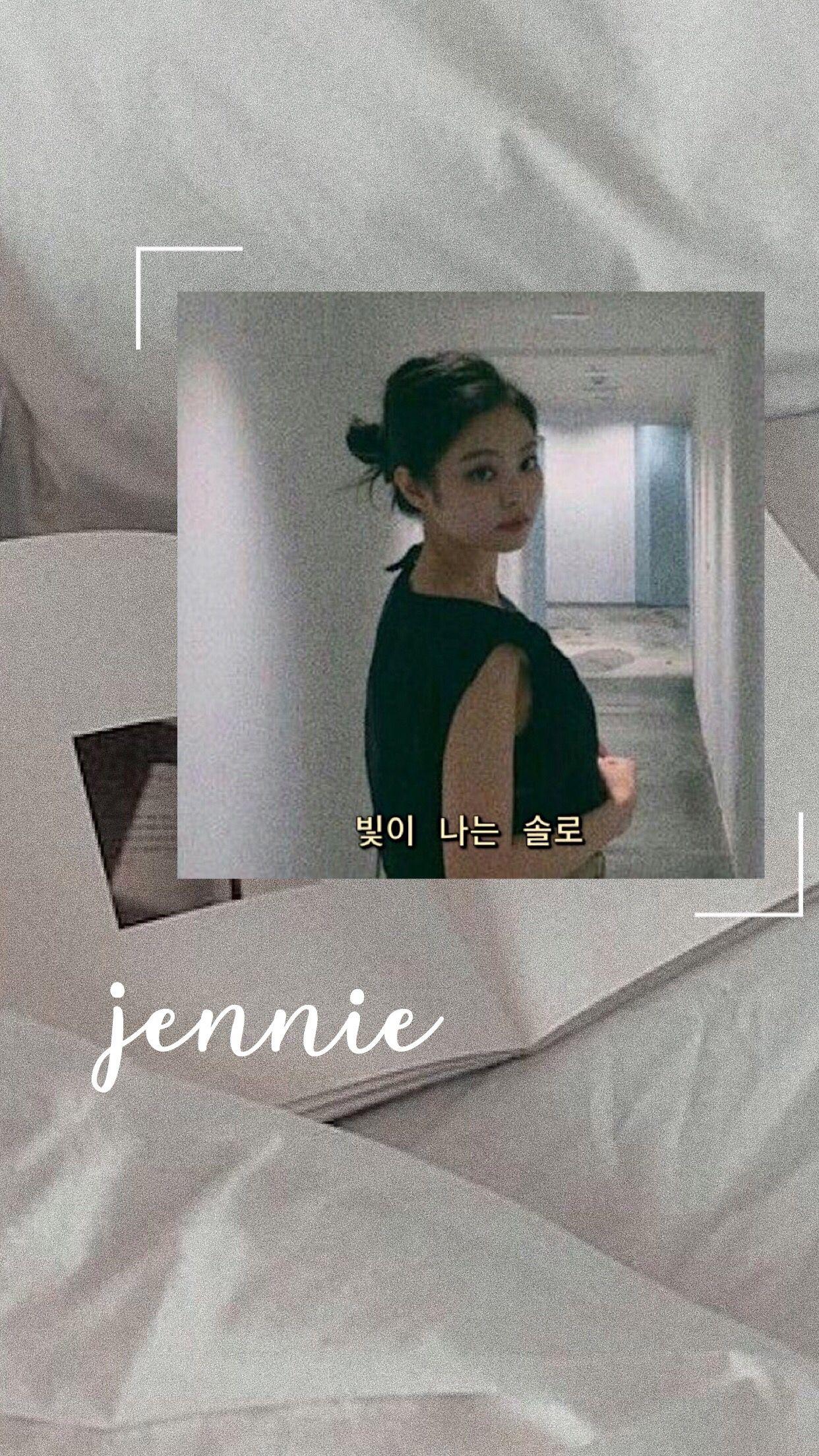 Blackpink Jennie Fotografi Gambar Fotografi Remaja
