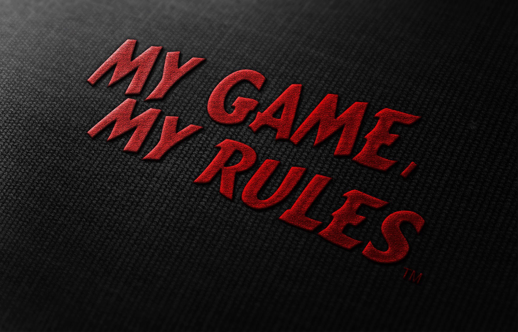 old strikethree tagline I am game, 3 logo, Logos