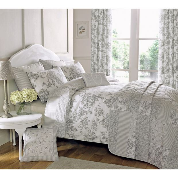 Duvet Cover Sets Luxury Bedding, Grey King Size Bedding Argos