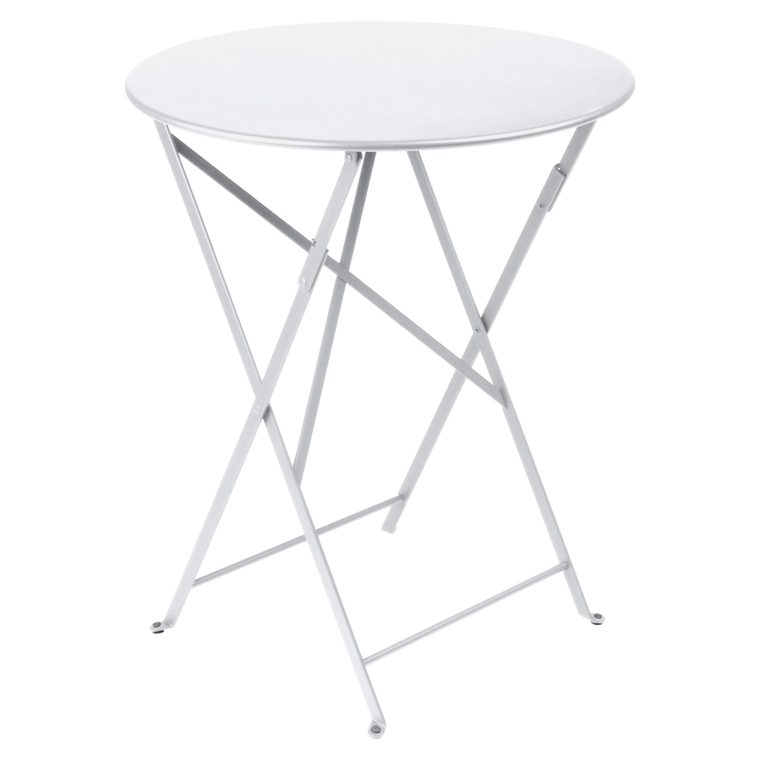 Table Bistro ronde 60 cm, table de jardin, table ronde jardin | gaou ...