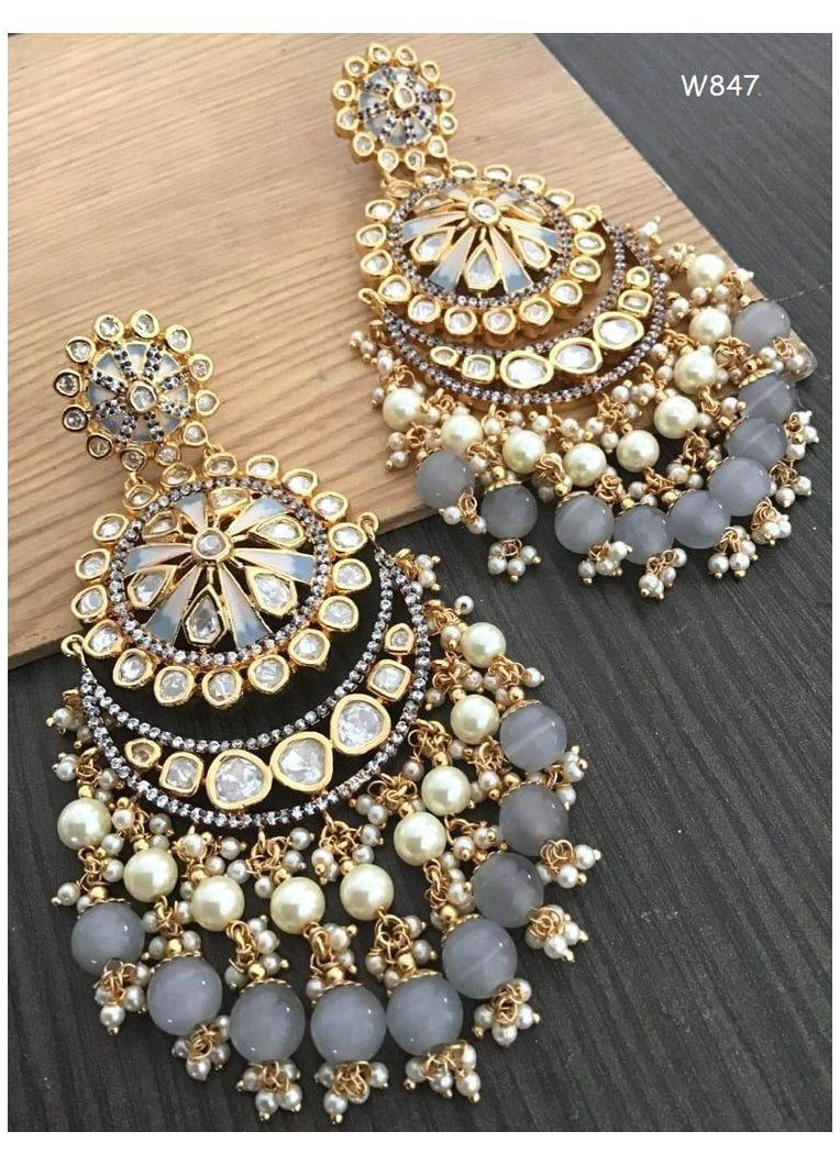 indian jewelry earrings traditional