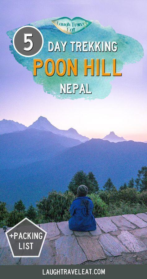 Poon Hill Trekking: 5 Day Beginner Trek In Annapurna Nepal