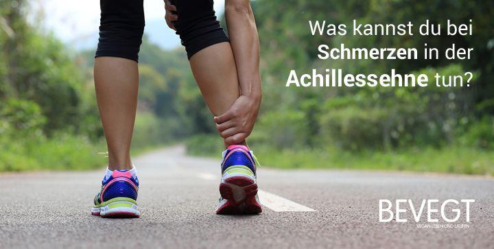 Was Tun Bei Achillessehnenschmerzen