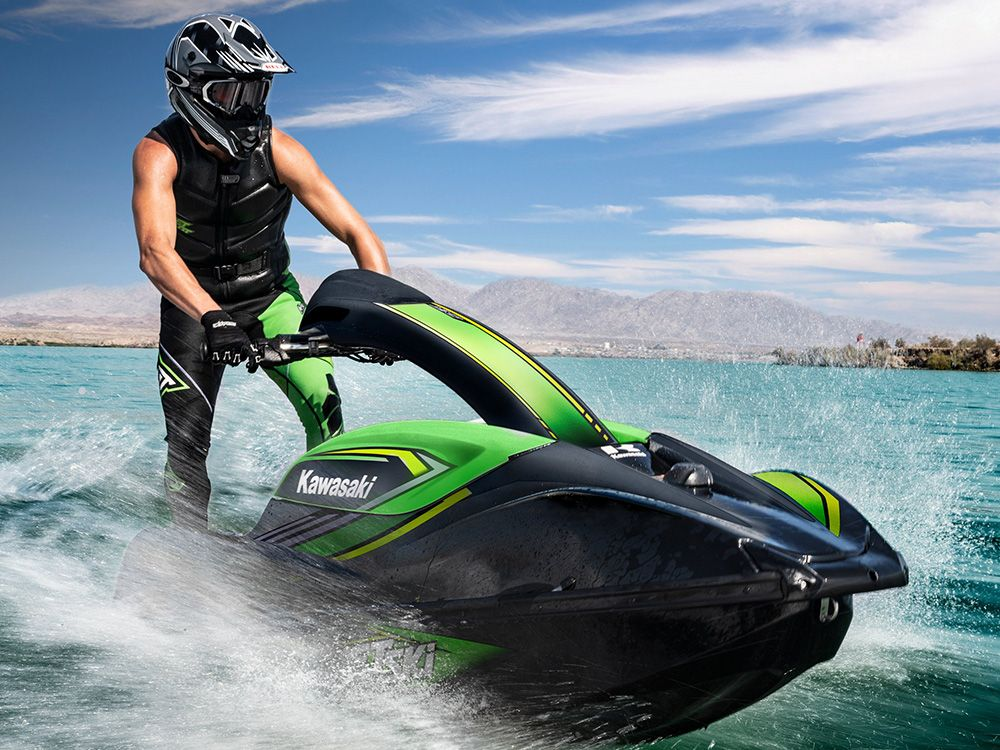 Stand Up Jet Ski Sx R Vs Superjet Vs Krash Comparison Video