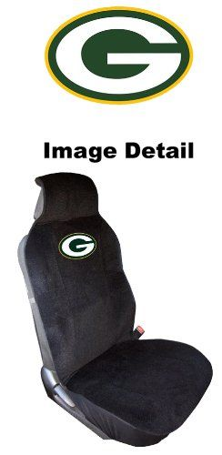 Green Bay Packers Car Truck SUV Low Back Bucket Seat Cover For