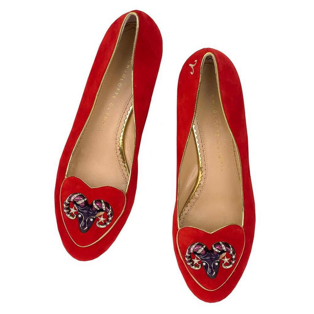 Birthday Shoes Aries   Charlotte Olympia™   Official Site