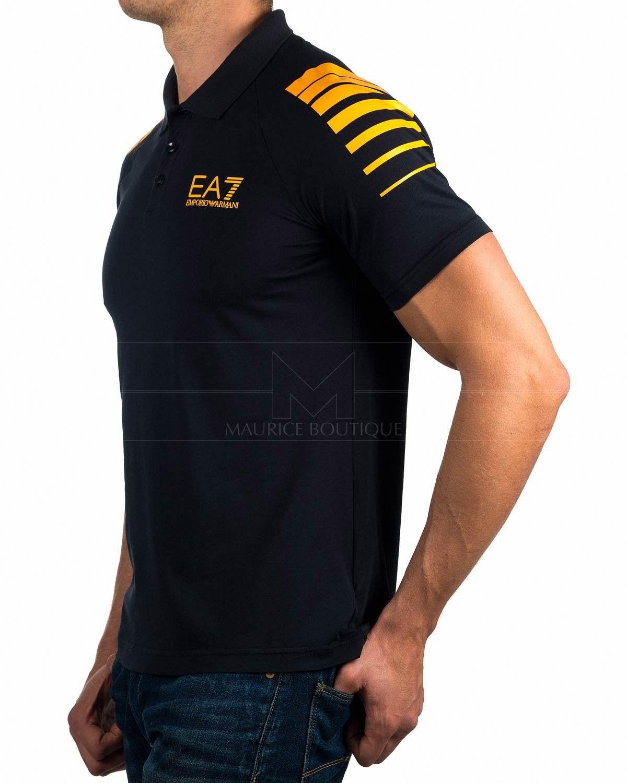 ... low price polos armani ea7 marino orange envio gratis f31b5 7653c c99e85f1570ca