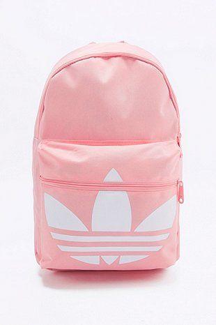roze adidas tas
