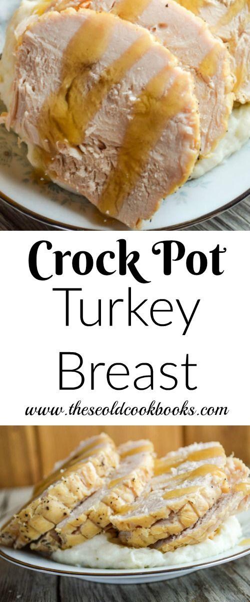 Frozen turkey breast crockpot recipe interesting idea