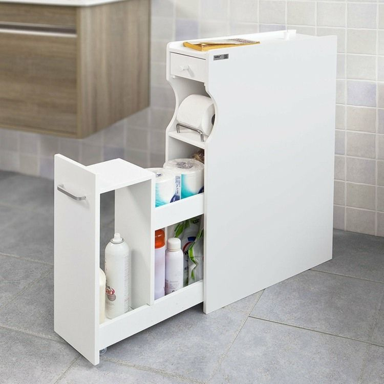Small Bath Narrowly Bath Cabinet Model White Decay Bedroom Design Diy Couple Room Narrow Bathroom Cabinet