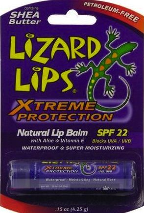 lizard lips balm - Google Search