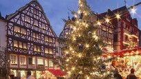 Location Of Building Turned Into Giant Advent Calendar Christmas Market Wine Festivals Urlaub Mosel Urlaub Familien Urlaub