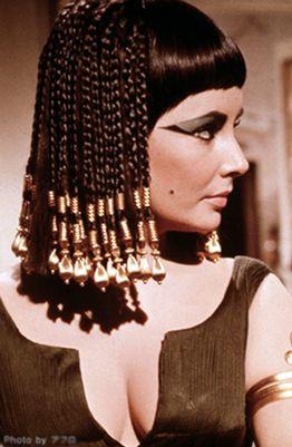 男も女もああゆうメイク   女優, メイク, 古代エジプト