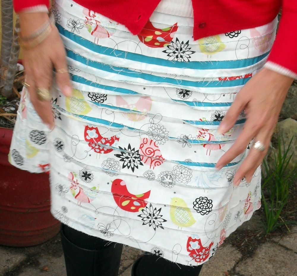 Image of Splice Skirt Pattern