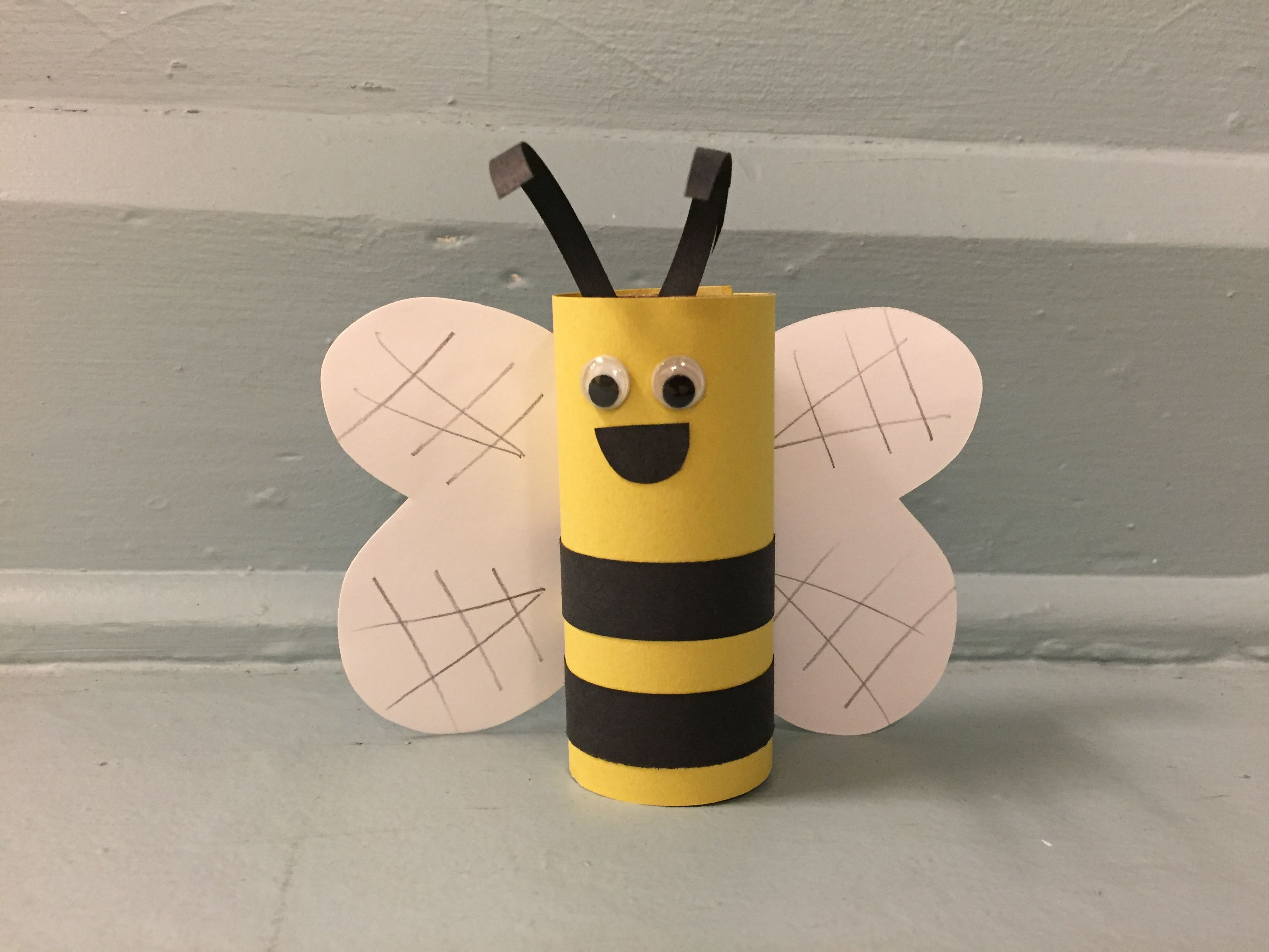 bumble bee arts and crafts