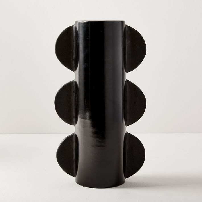 Meso Scalloped Edge Vases Tall Vases Vase Vase Set