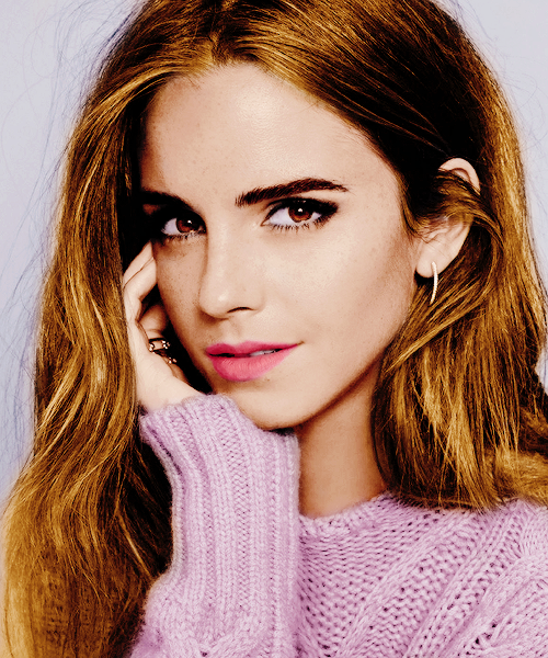 Emma Watson for ELLE Spain (October 2015)