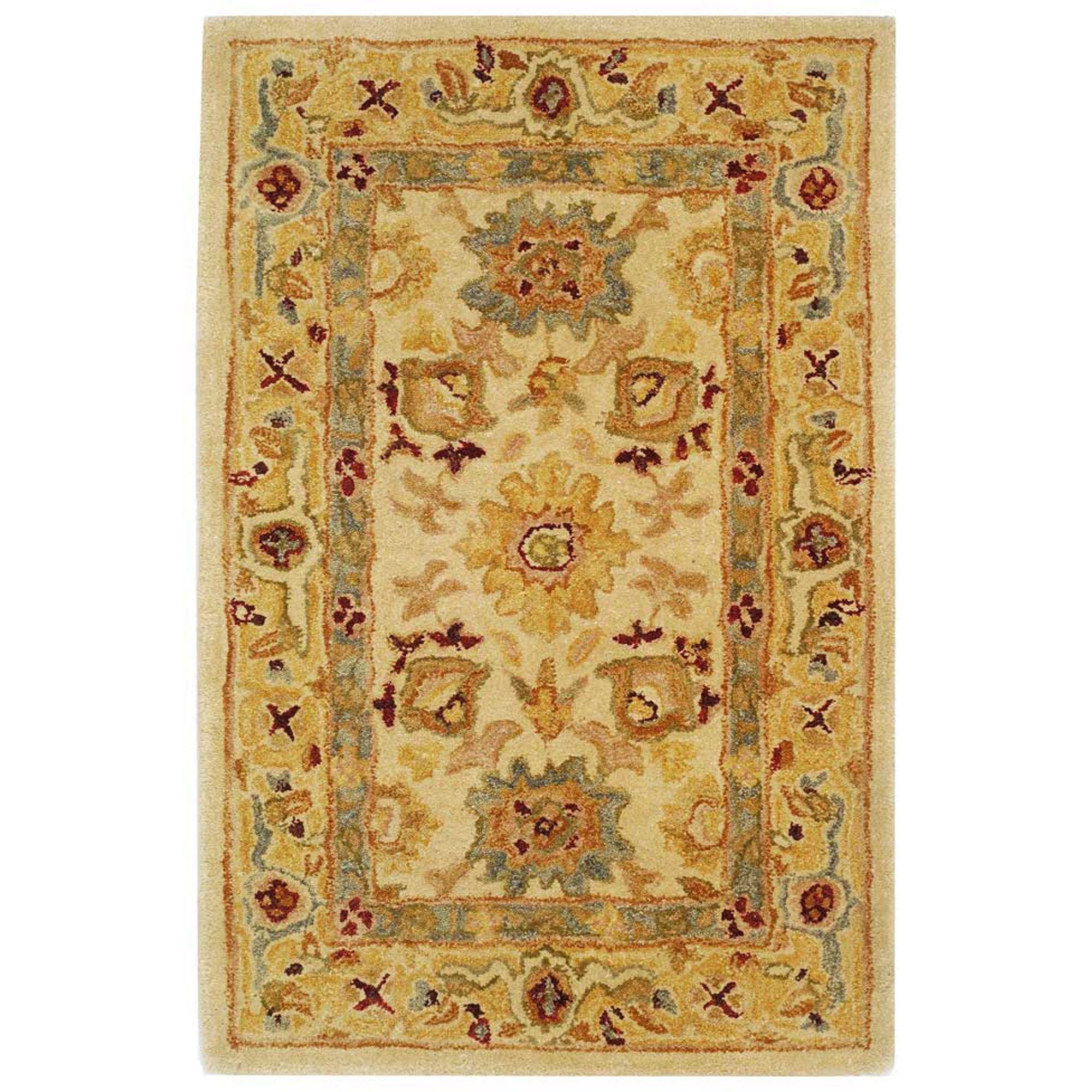 Safavieh Handmade Heirloom / Gold Rug