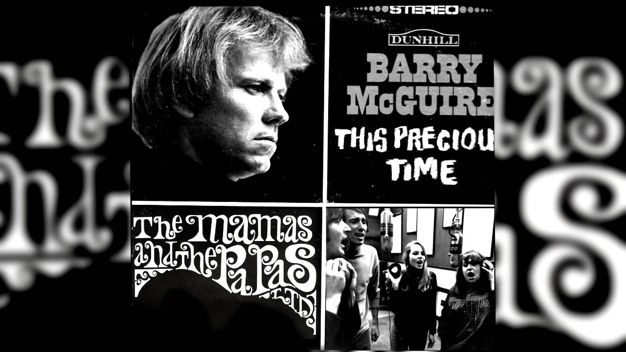 "Barry McGuire & The Mamas & The Papas ACAPELLA.  ""California Dreamin´"""