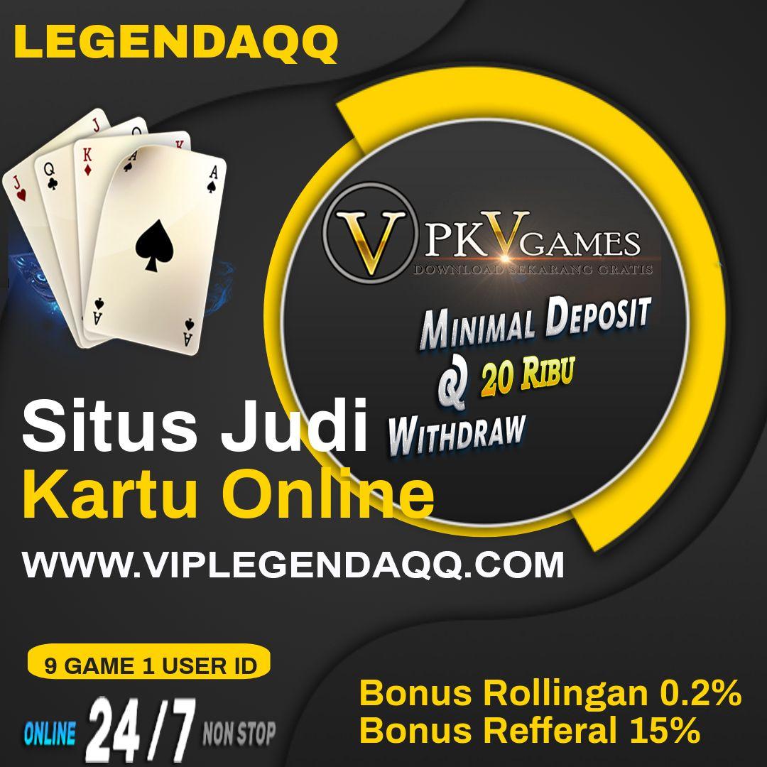 Legendaqq Situs Poker Online Terpercaya Online Bandar 9 Game