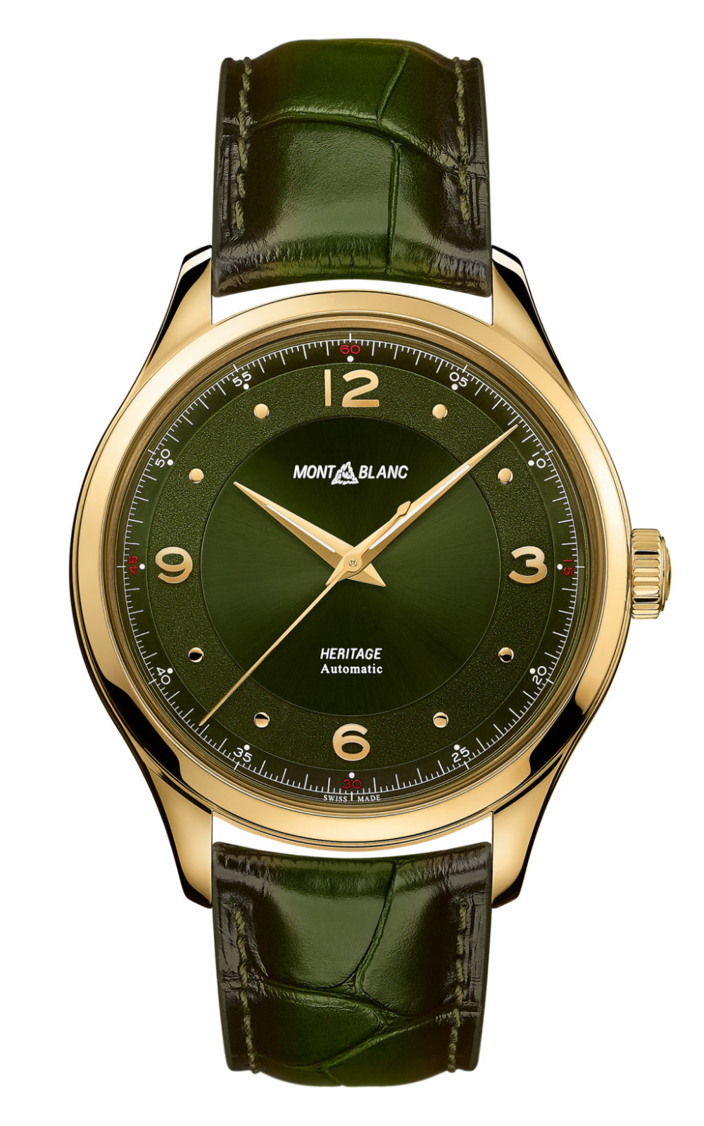 Pulsing With Color A Limited Edition Pulsograph Headlines Montblanc S New Heritage Models In 2020 Mont Blanc Vintage Timepiece Watches For Men