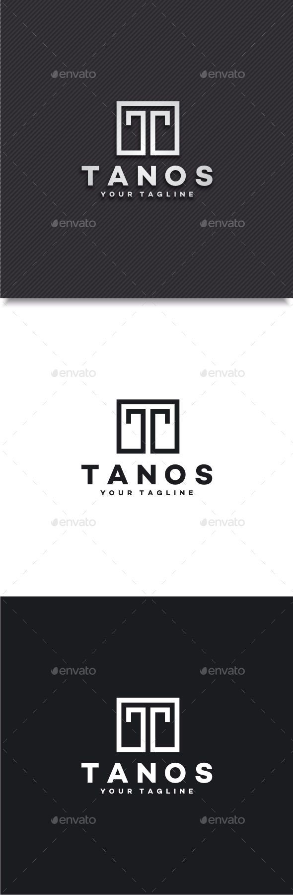 Tanos letter t logo letter logo logo templates and logos tanos letter t logo thecheapjerseys Image collections
