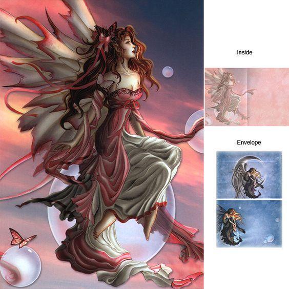 """Nene Thomas """"Daybreak"""" - Fairy Card"""