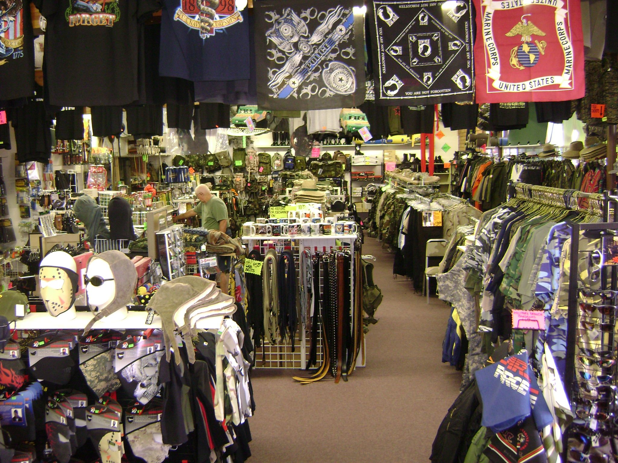 Image result for Surplus Store
