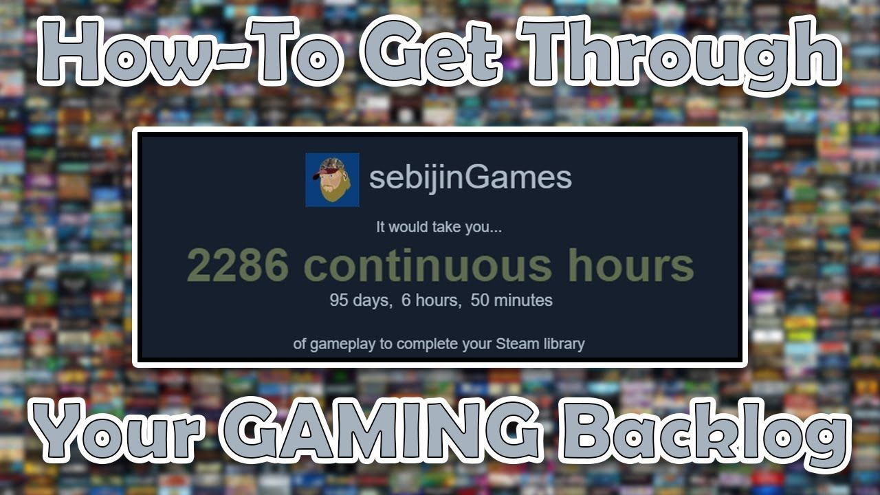 backlog video games