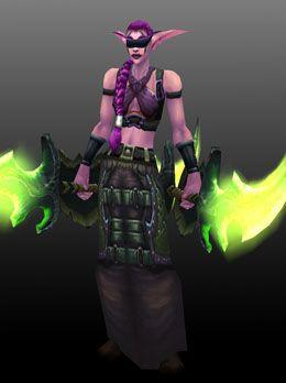 Demon Hunter Demon Hunter Female Demons Demon