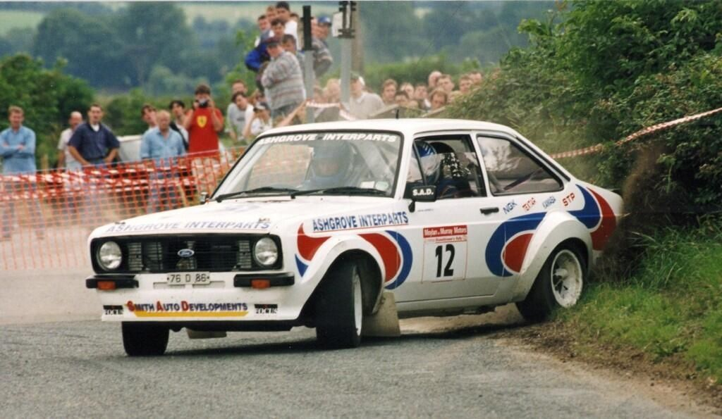 Mk2 Escort | Rally! | Pinterest | Ford escort, Rally car and Ford