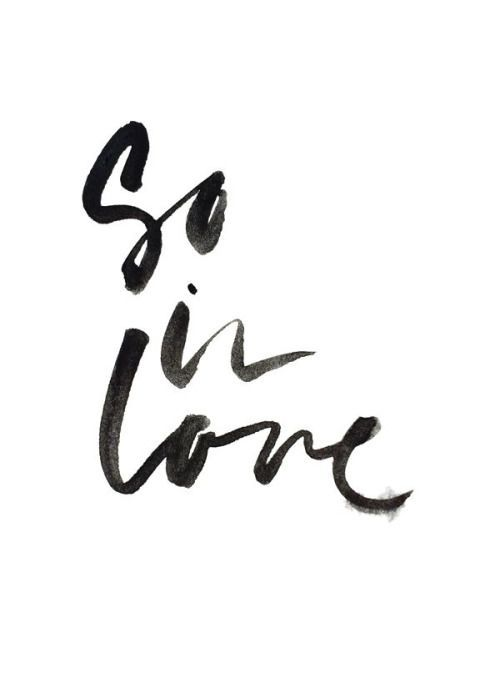 So In Love Quote Words Shopstyle