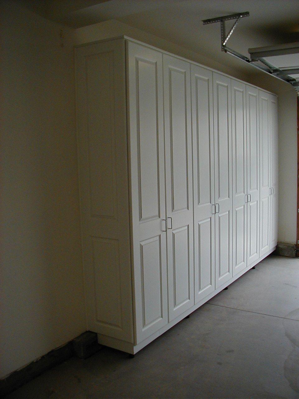 Floor Ceiling Garage Cabinets
