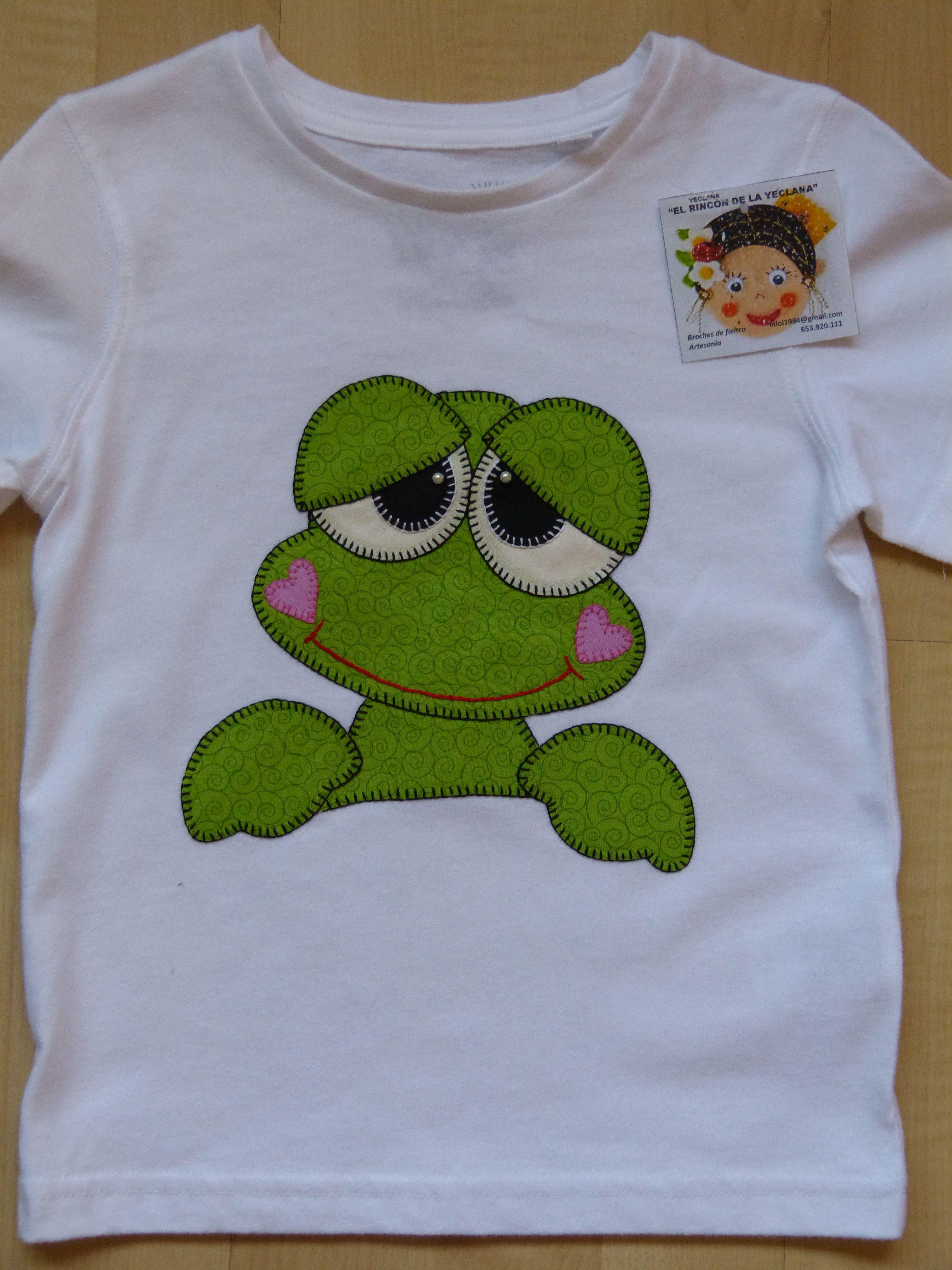 Patch applique camisetas pinterest camisetas for Aplicaciones decoradas